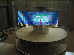 LED Propeller Display Preview 3